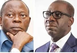 Oshiomhole versus Obaseki