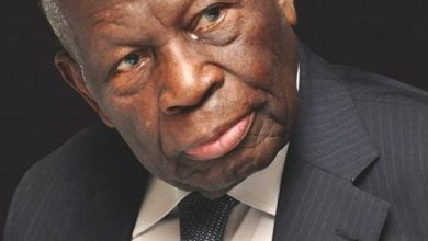 Akintola Williams (Photo-The Guardian of Nigeria)