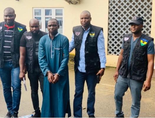 Hamisu Bala Wadume, Taraba kidnap baron after his arrest
