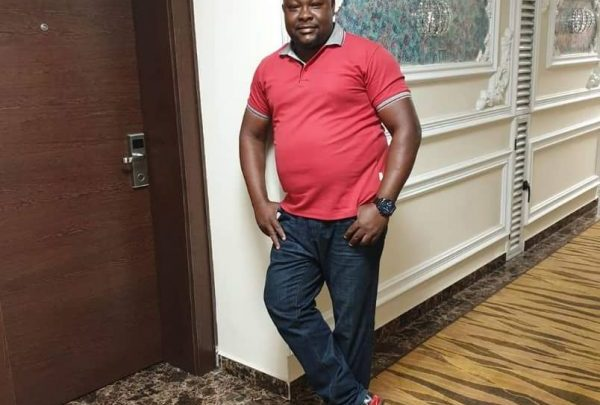 Inspector Mark Edaile from Edo State