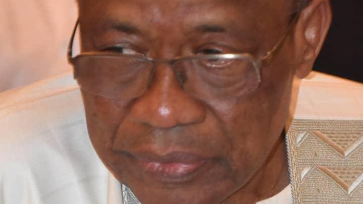 President Babangida at 78 (Photo-The Crest)
