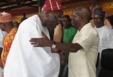 Truce at last-Oshiomhole banters Obaseki