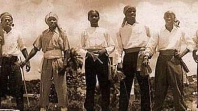 Young Soyinka and the Pyrates
