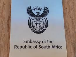 South African Embassy In Nigeria