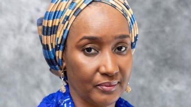 Ms. Sadiya Umar Farouq (Photo-BBC)
