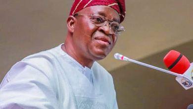 Governor Adegboyega Oyetola