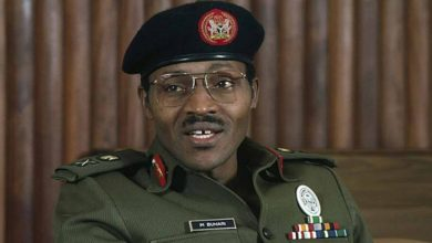 Major General Muhammadu Buhari