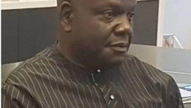Captain Musa Nuhu, Director General, Nigerian Civil Aviation Authority (NCAA)