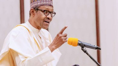 President Muhammadu Buhari (Photo-Presidency)