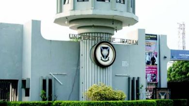 University of Ibadan's gate