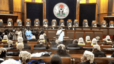 Supreme Court reviews judgment on Ihedioha