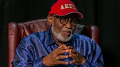 Governor Oluwarotimi Akeredolu (Photocredit- Vanguard)