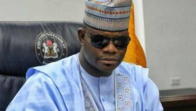 Yahaya Bello, Kogi State Governor