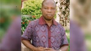 Prof. Anthony Ugochukwu