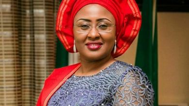 First Lady, Mrs. Aisha Buhari