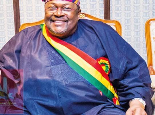 Otunba Mike Adenuga