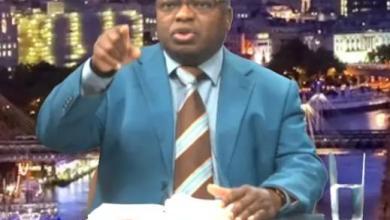 Rev. Michael Mabayoje Oshunkeye