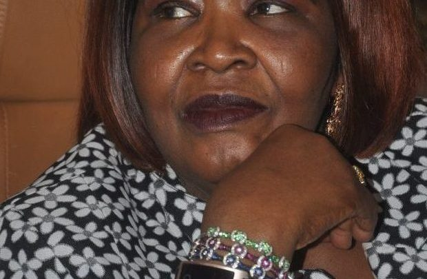 Barrister Grace Olowofoyeku...what these eyes have seen