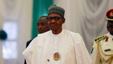 President Muhammadu Buhari (PHOTO REUTERS/Afolabi Sotunde)