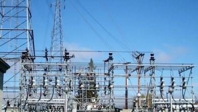 A power plant in Nigeria
