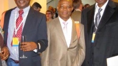 Awoyinfa, late Dimgba Igwe and late Ismaila Funtua