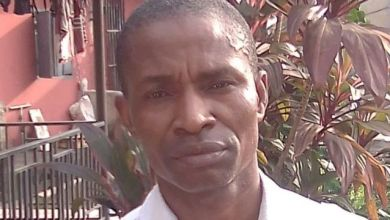 Eyo Charles-Daily Trust Journalist assaulted by Femi Fani-Kayode