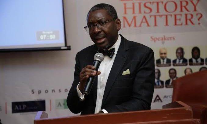 Punuka boss Anthony Idigbe SAN