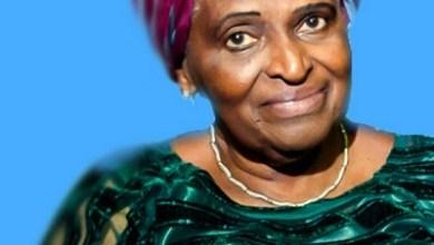Rev. Mrs. Tola Oyediran