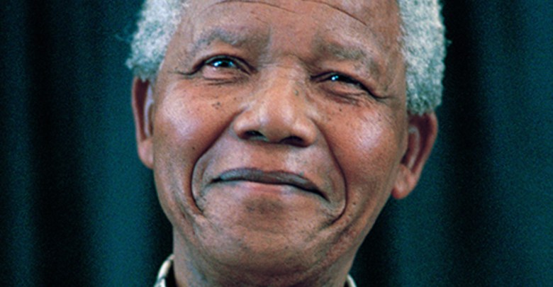 Dr. Nelson Mandela (Photo by Per Anders Pettersson/Getty images)
