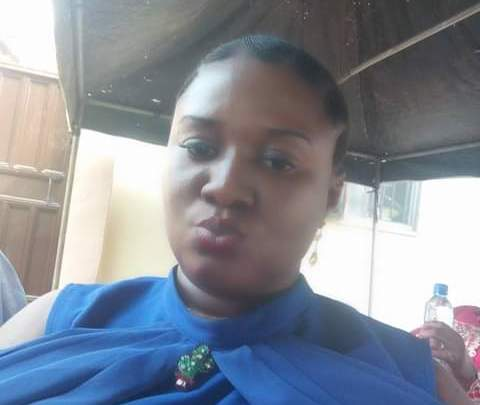 Chioma without hijab