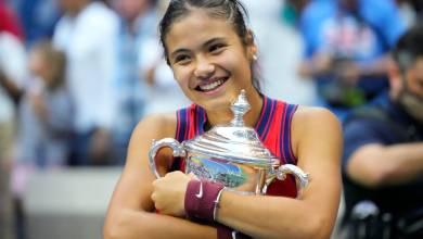 Tennis Queen Emma Raducanu