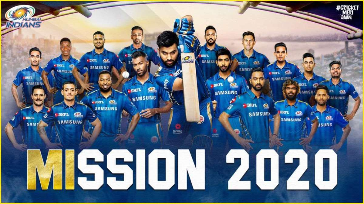 Mumbai Indians Preview And Expected Playing XI - IPL 2020 - The Cricket  Bunny
