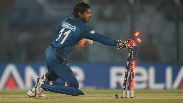 Kumar-Sangakkara-of-Sri-Lanka-runs-out-David-Miller-of-South-Africa-during-the-ICC-World1  - The Cricket Lounge