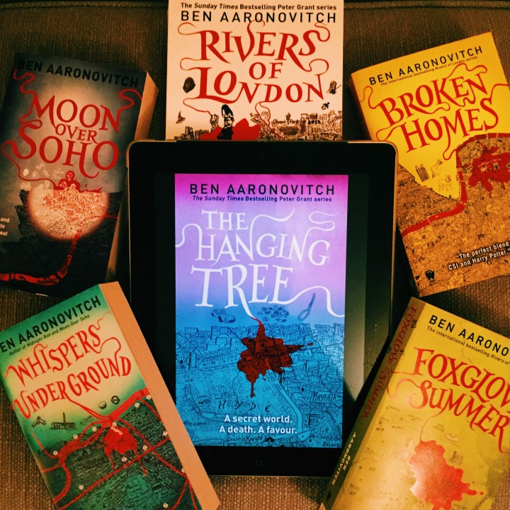 REVIEW: The Hanging Tree by Ben Aaronovitch (PC Peter Grant #6)