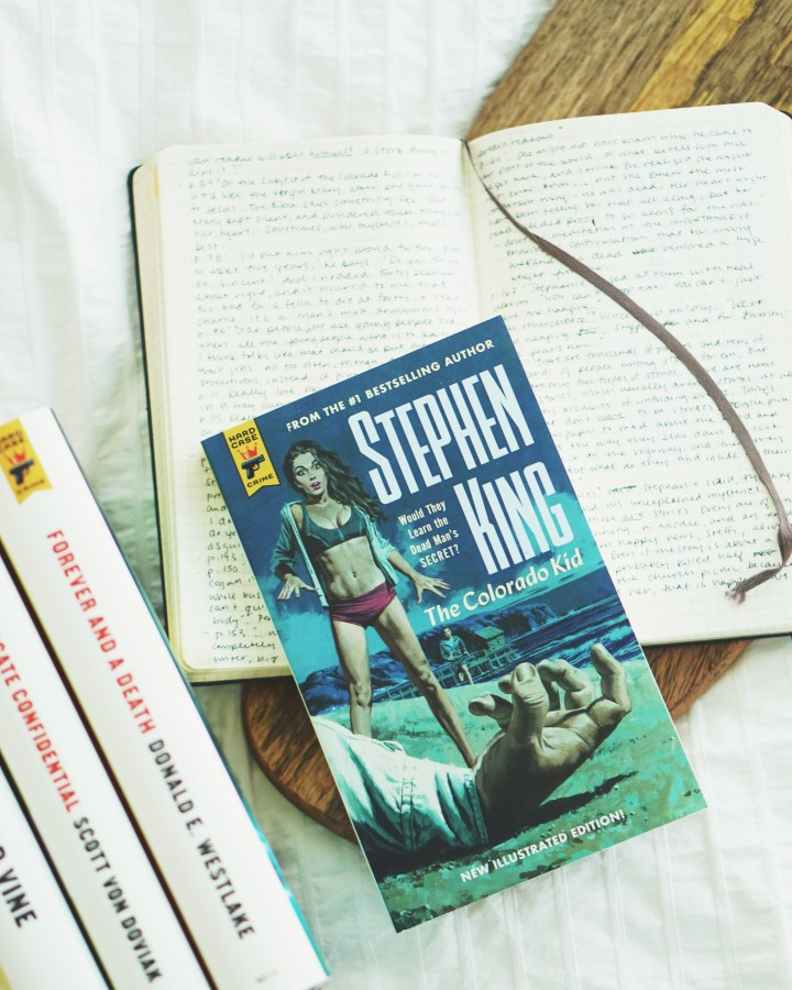 REVIEW: The Colorado Kid by Stephen King