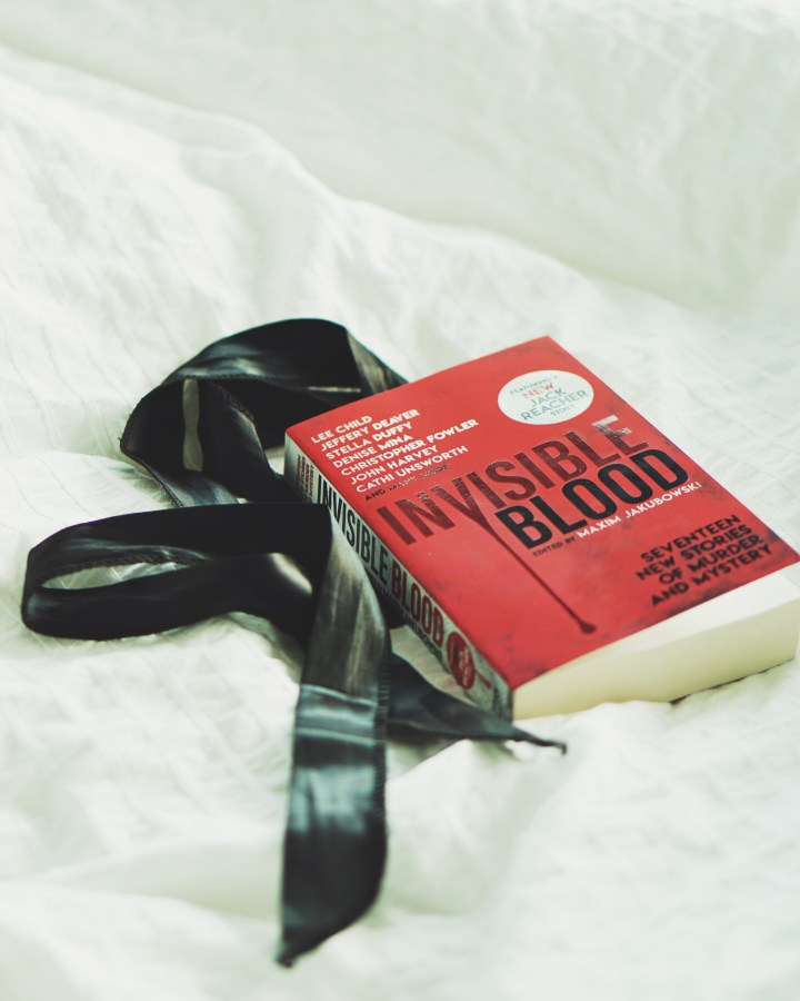 REVIEW: Invisible Blood edited by Maxim Jakubowski