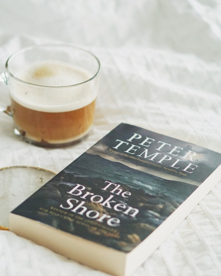 REVIEW: The Broken Shore by Peter Temple