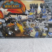 WoW Mega Bloks Review - Deathwing's Stormwind Assault