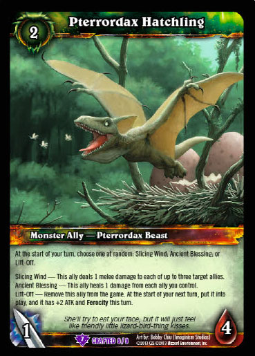 WoW TCG Update – Timewalkers: Reign of Fire (2/2)