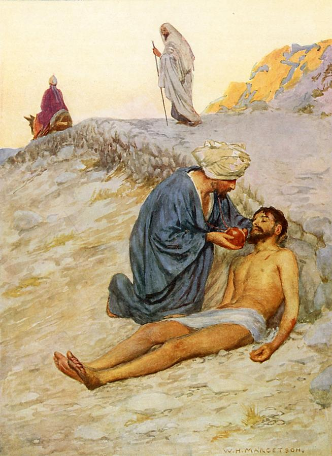 Image result for the good samaritan