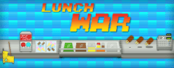 lunch war logo