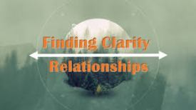 clarity in relationships