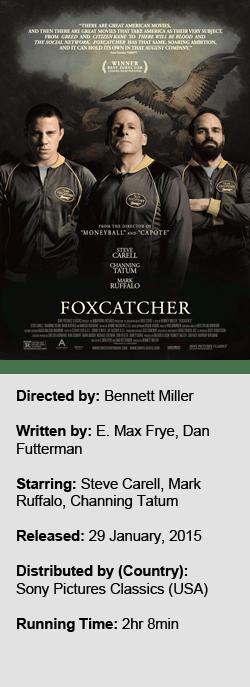 Foxcatcher P