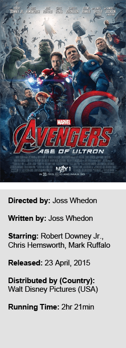 Avengers Age Of Ultron P
