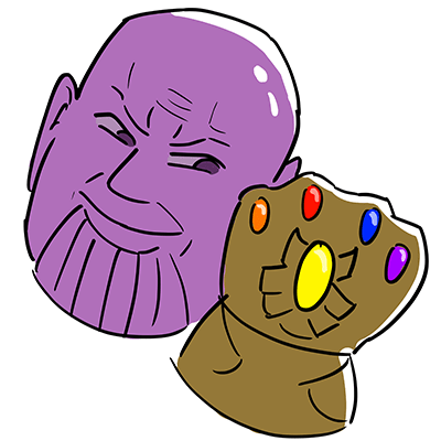Nerd Factor: Thanos' Big Dumb Idea