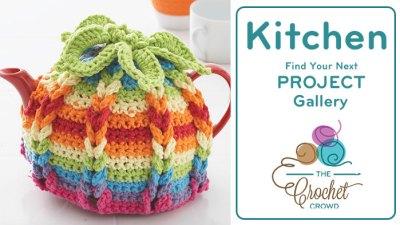 Crochet Kitchen Project Gallery
