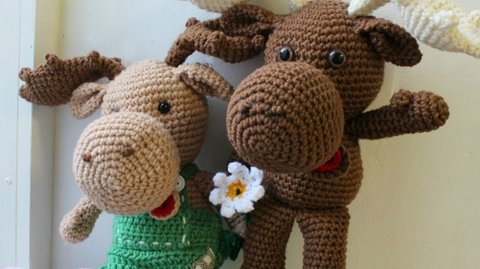 Free Amigurumi Lion Pattern : Cute crochet amigurumi patterns the crochet crowd