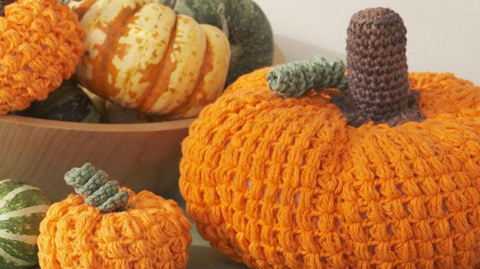 Kết quả hình ảnh cho Crochet Pumpkins Free Pattern