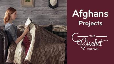 Crochet Afghans Project Gallery