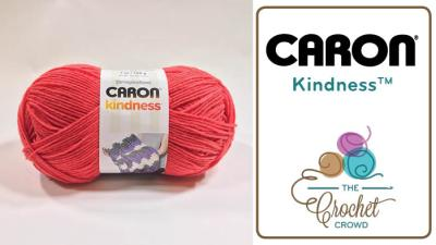 What To Do With Caron Kindness Yarn?